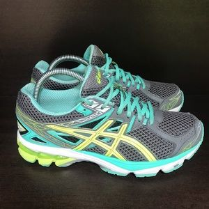 ASICS Gt-1000 3 running shoes woman's size 8
